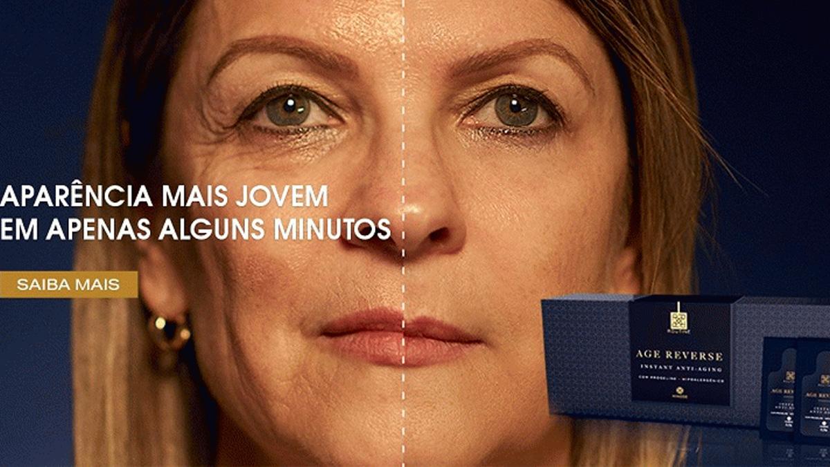 produto Hinode:Age Reverse Instant Anti-Aging
