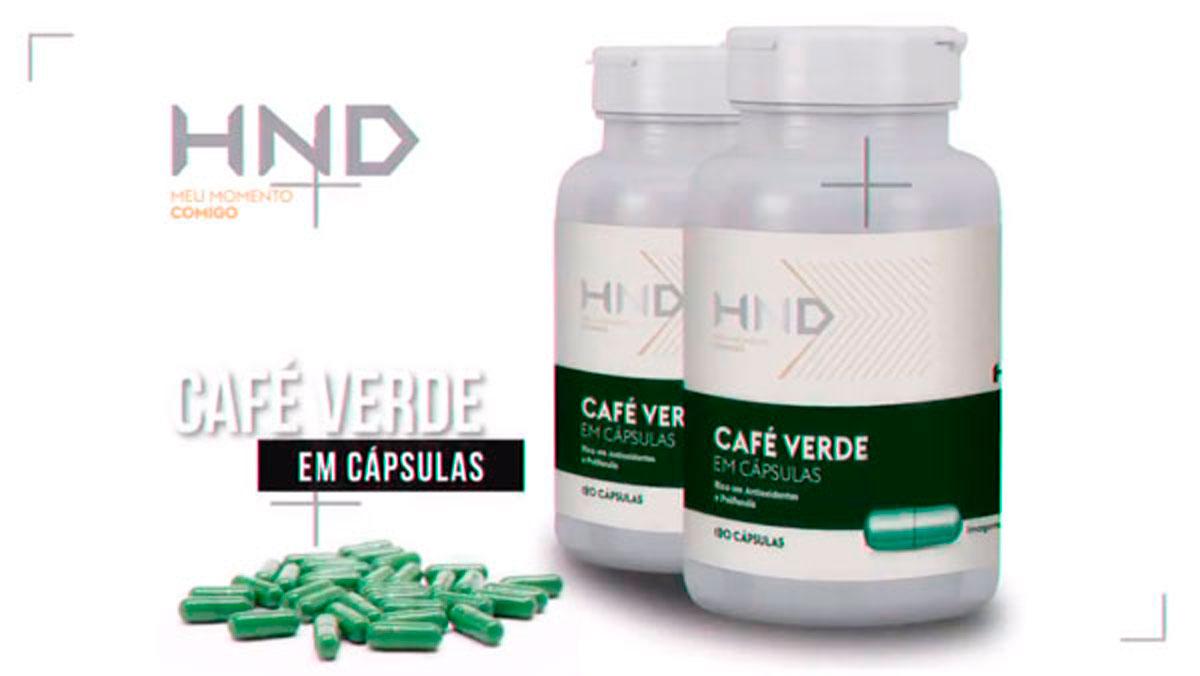 Produto Hinode: Cafe Verde HND