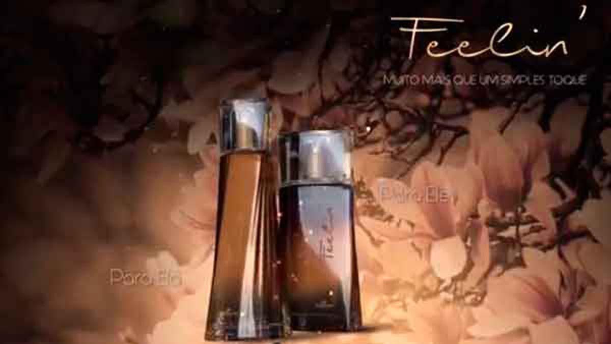 Produto Hinode: Feelin Hinode Perfume Casal