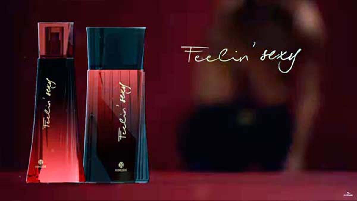 produto Hinode:Feelin Sexy Perfume casal