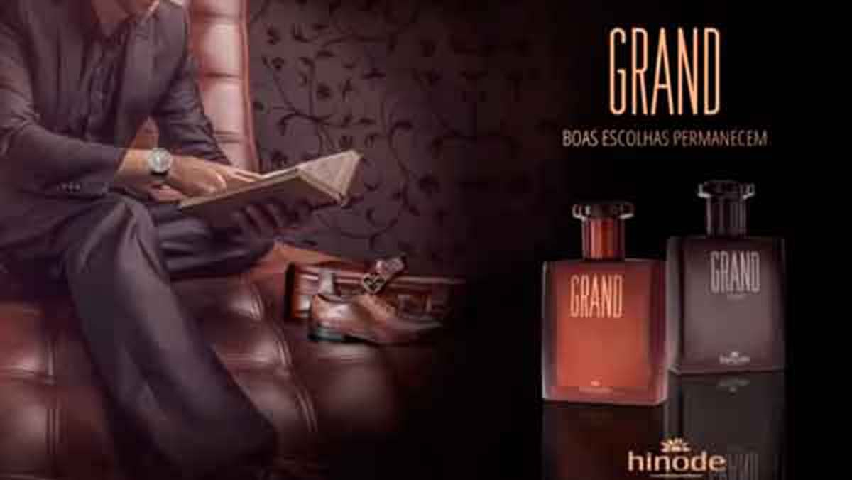 Produto Hinode: Grand e Grand Noir Hinode
