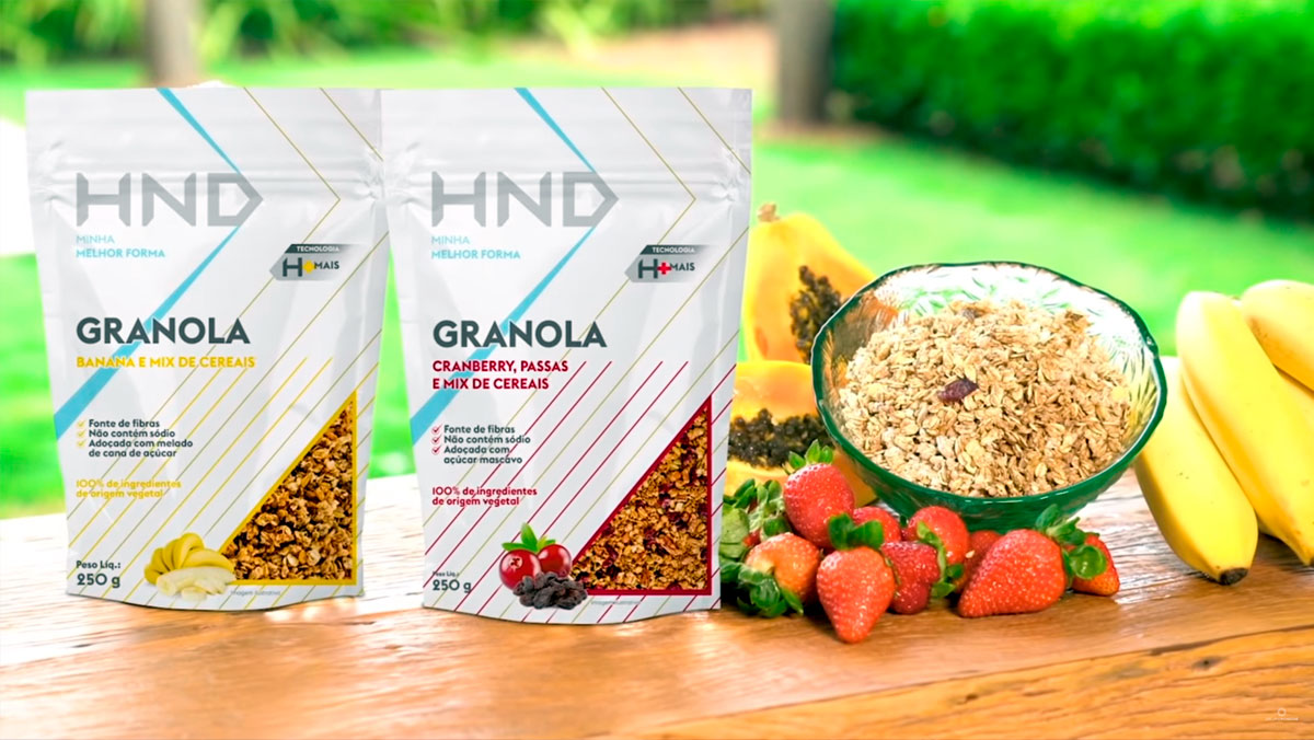 Produto Hinode: Granola HND