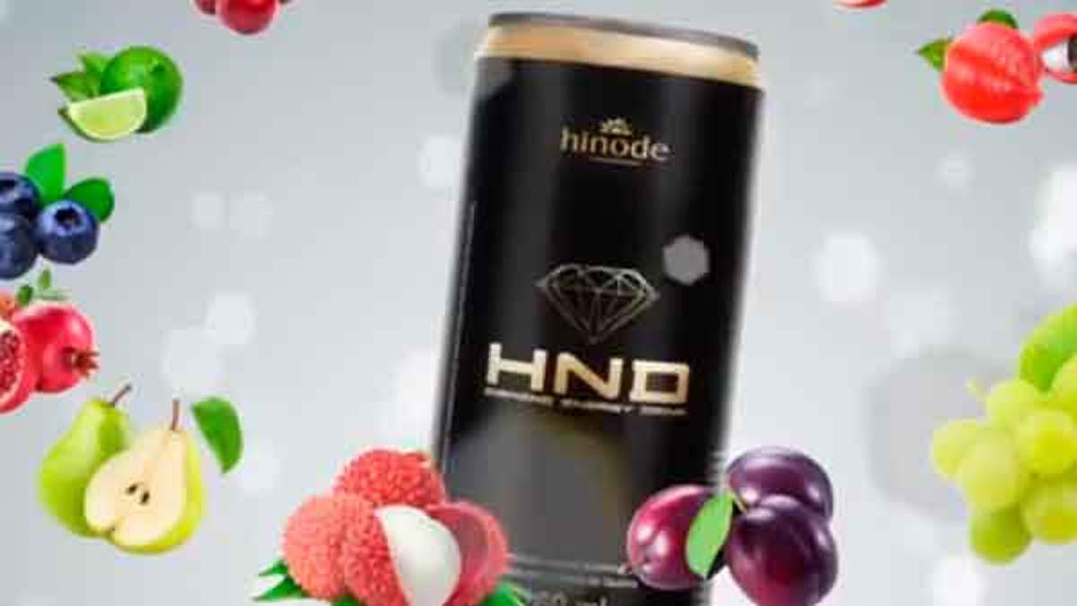 Produto Hinode: HND Diamond Energy Drink
