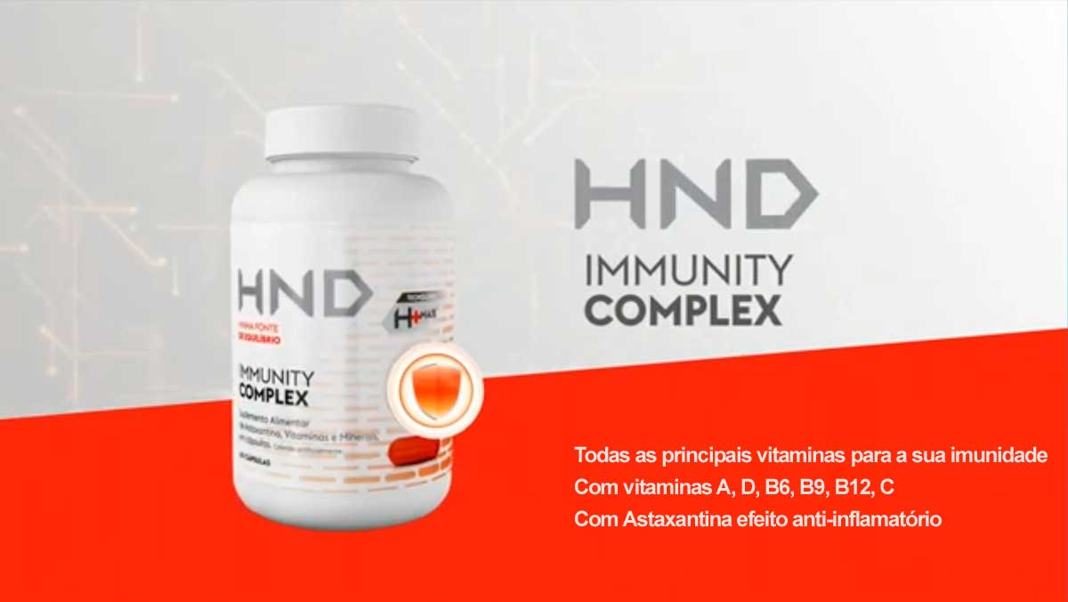 Produto Hinode: HND Immunity Complex