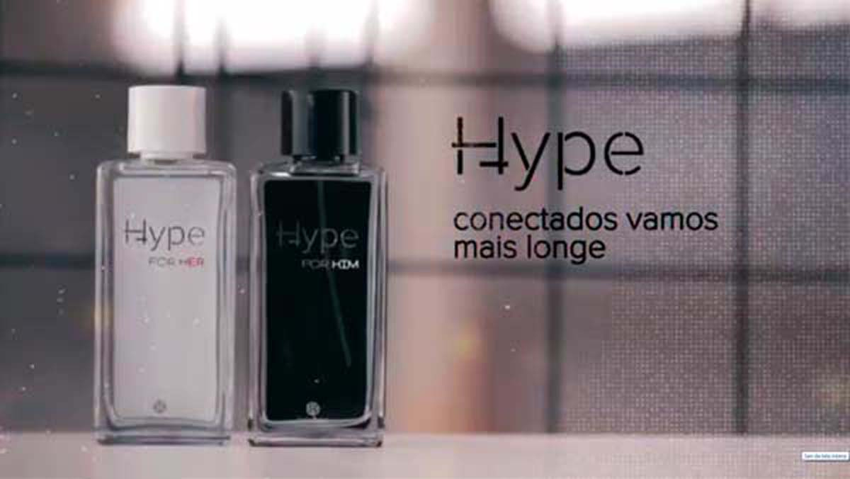 produto Hinode:Hype Perfume Jovem