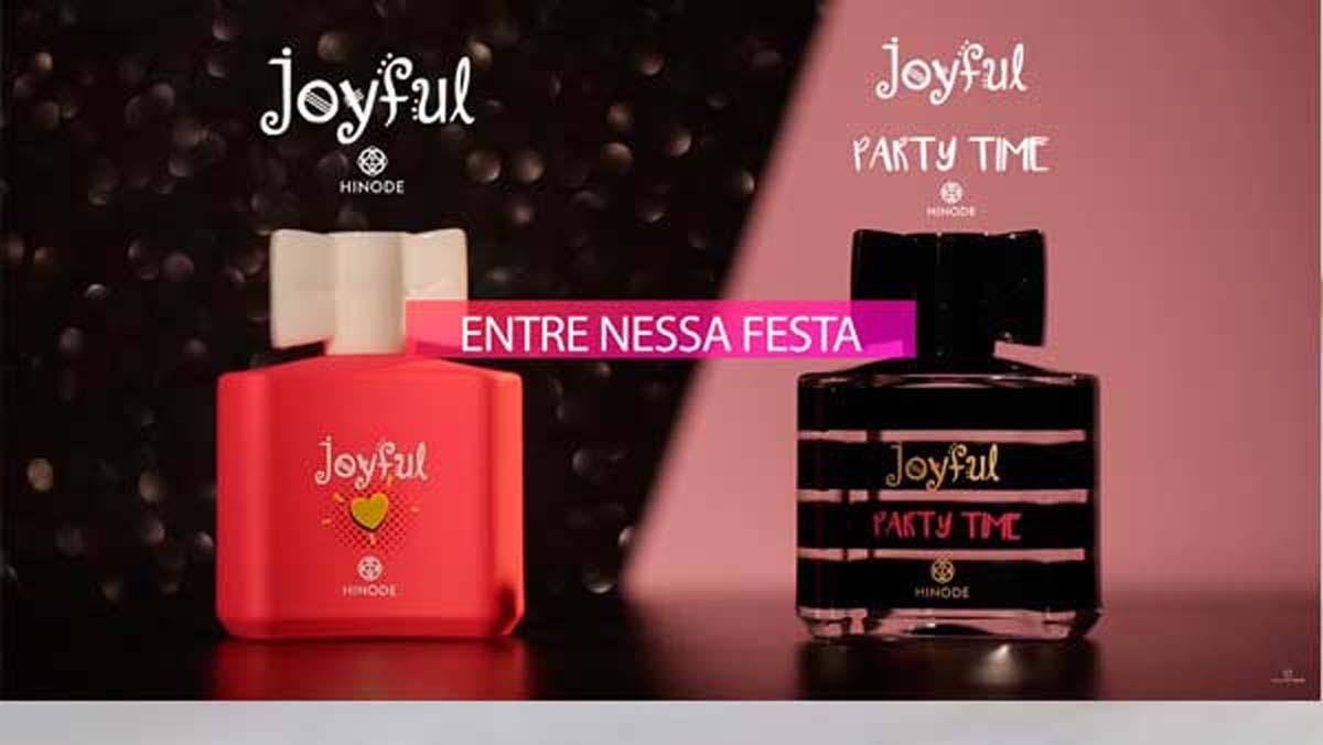 Produto Hinode: Joyful Perfume Feminino jovem