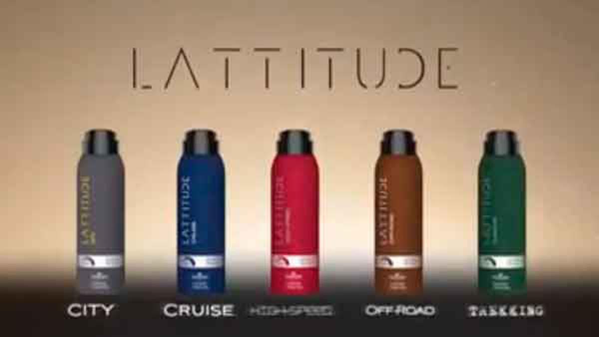 Produto Hinode: Lattitude Desodorantes