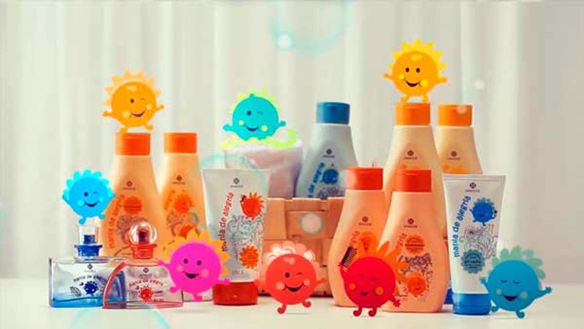 produto Hinode:Mania de Alegria Infantil