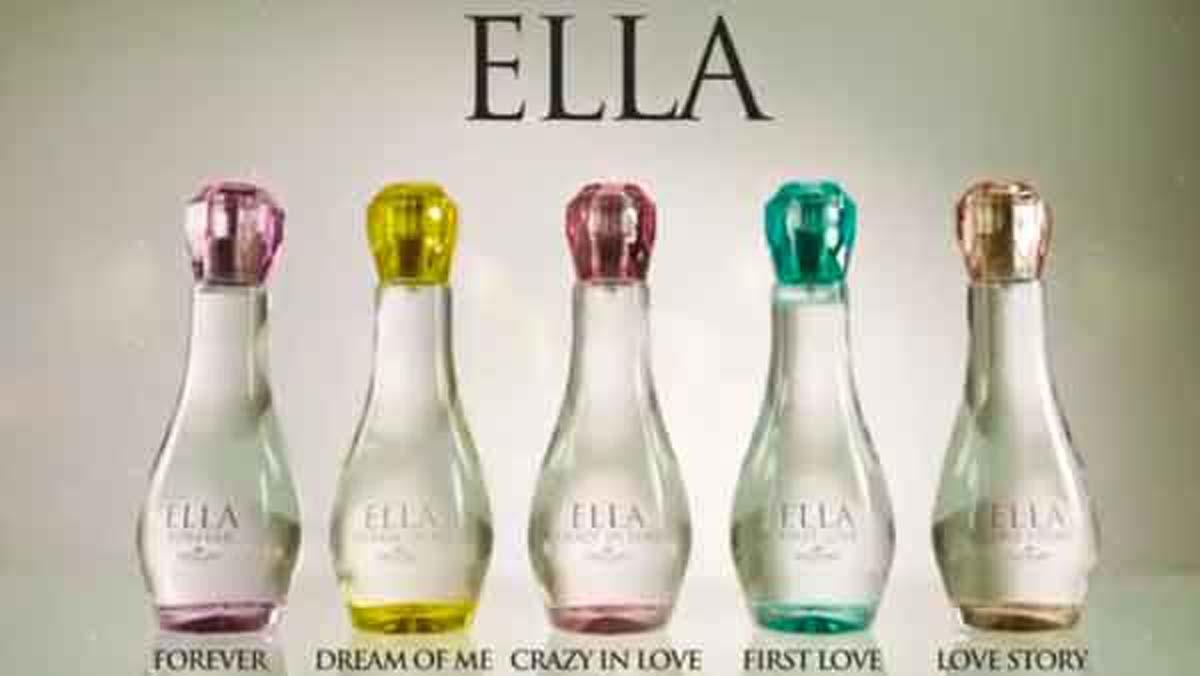 Produto Hinode: Perfume Ella Hinode