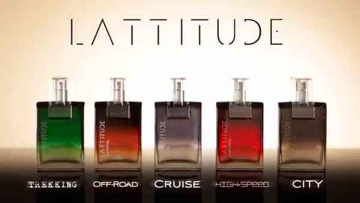 Produto Hinode: Perfume Lattitude Hinode
