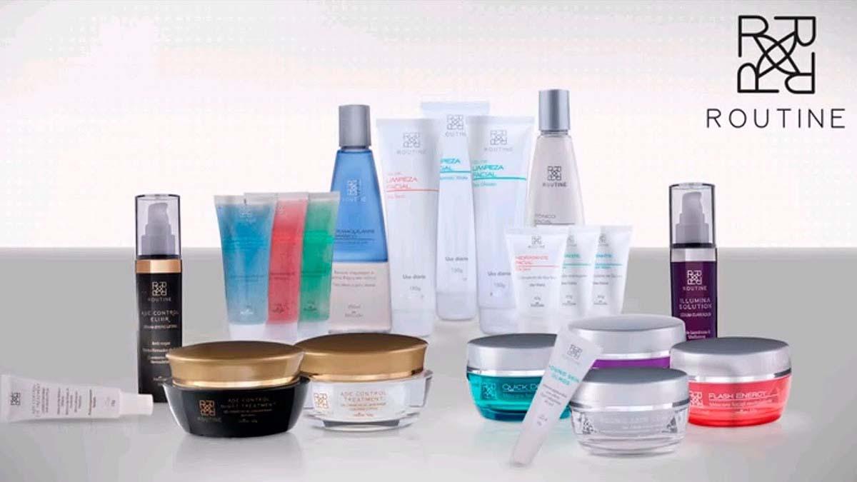 Produto Hinode: Routine Cosmeticos Hinode