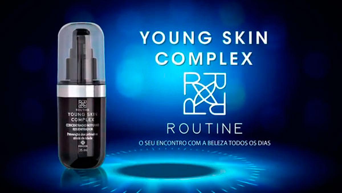 Produto Hinode: Sérum Young Skin Complex