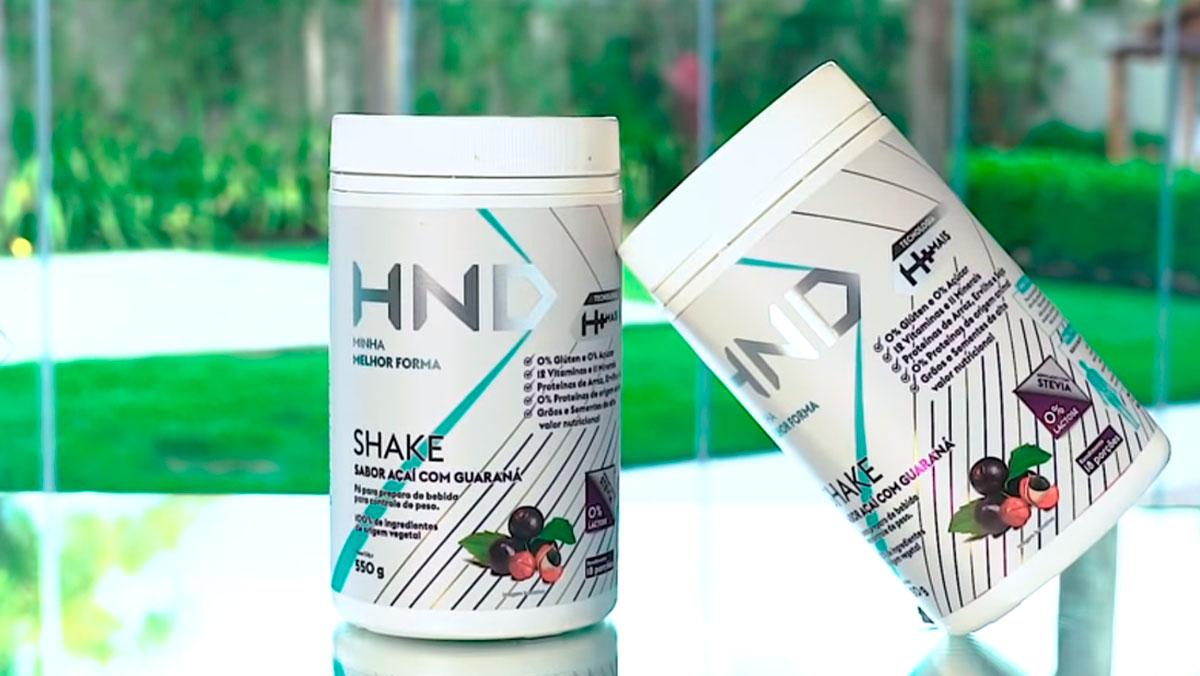 Produto Hinode: Shake Açaí HND