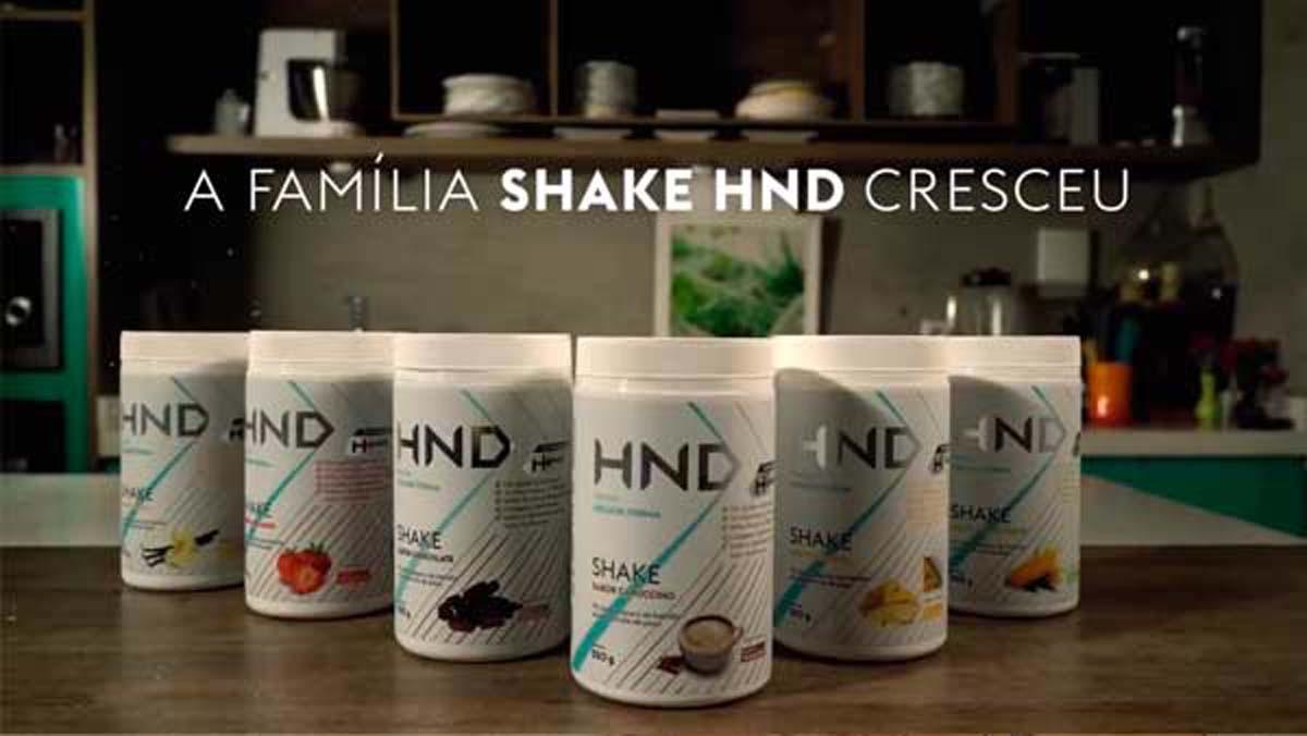 Produto Hinode: Shake HND