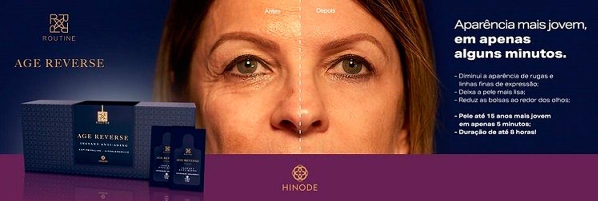 produto Hinode: Age Reverse Instant Anti-Aging