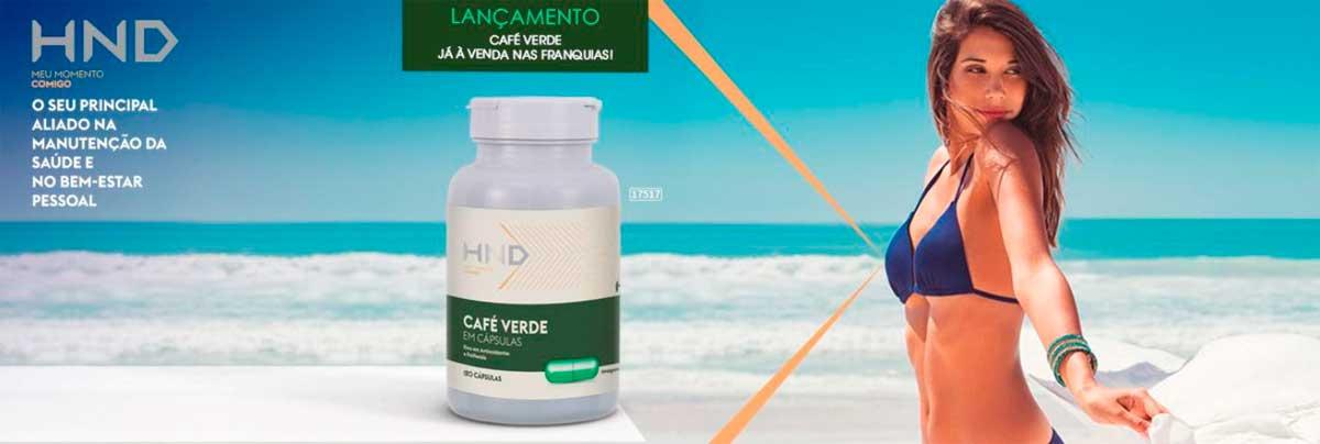 produto Hinode:Café Verde HND