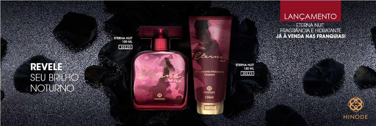 produto Hinode: Eterna Nuit  Perfume Feminino