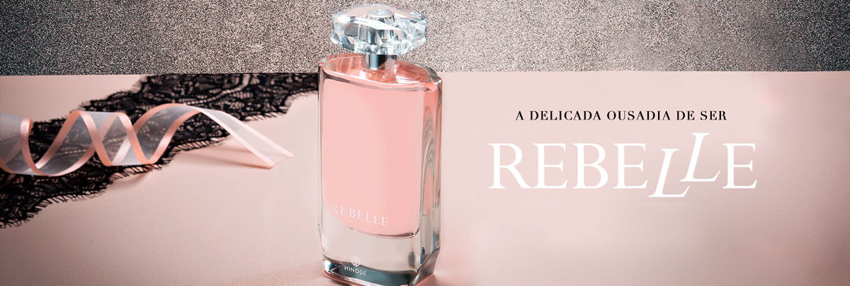 produto Hinode: Rebelle Perfume Feminino
