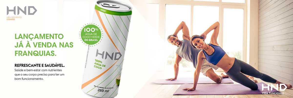 produto Hinode: Água de Coco HND