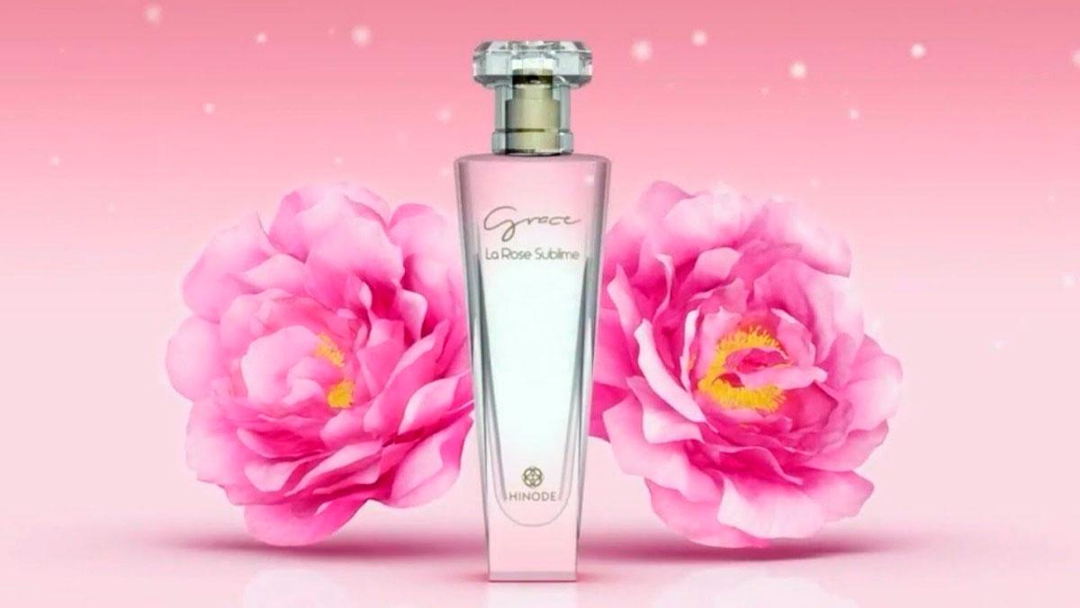 Produto Hinode: Grace La Rose Sublime